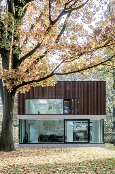 House m de pinte projects caan architecten gent How to modernise your house
